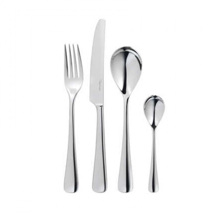 Apsen Bright Cutlery Set, 24 Piece for 6 People