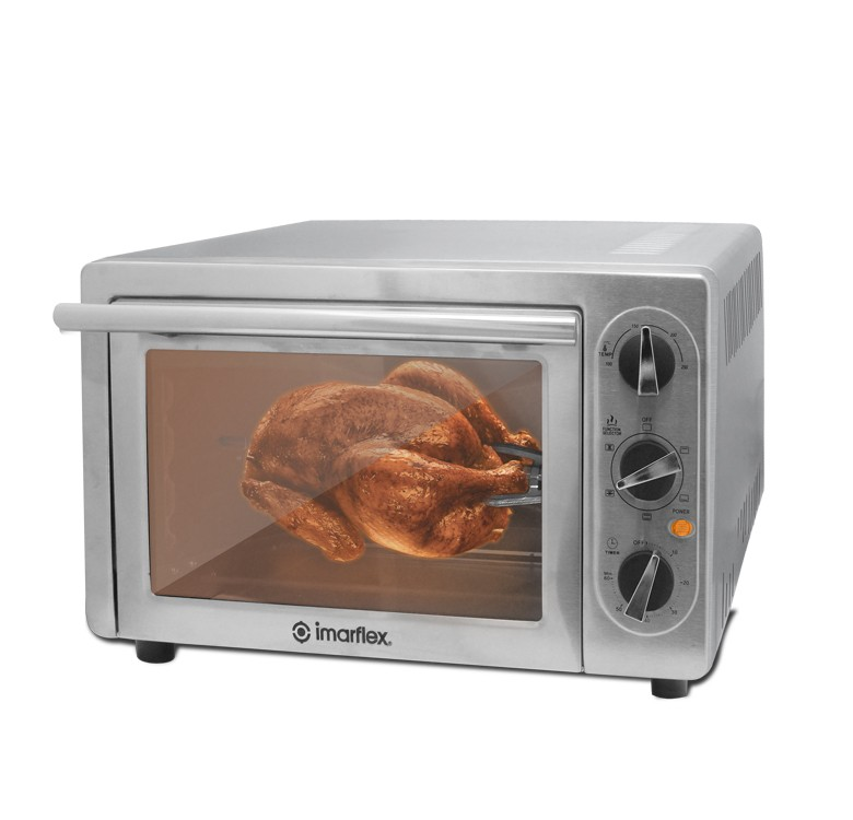 IT-300CRS 3-in-1 Convection & Rotisserie Oven