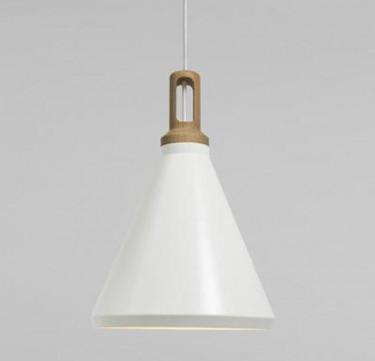 Arlo C White Nordic Pendant Light