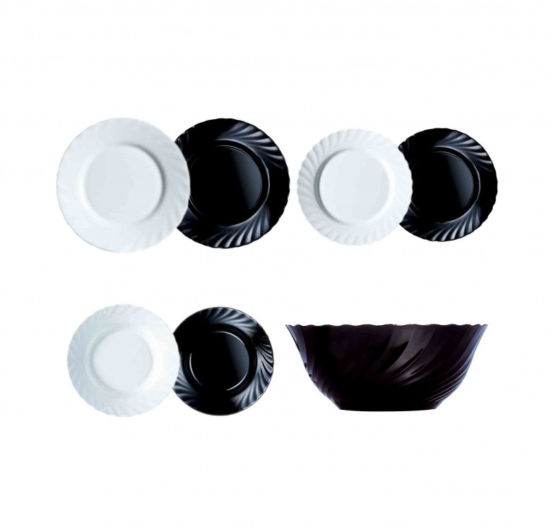 Trianon 22.5cm Soup Plate Set of 6