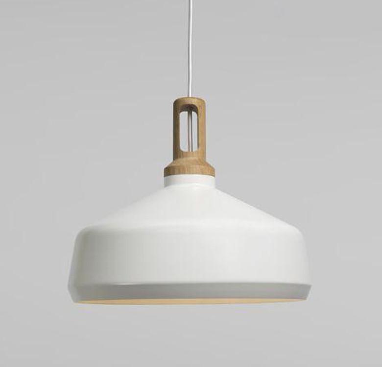 Arlo A White Modern Pendant Light