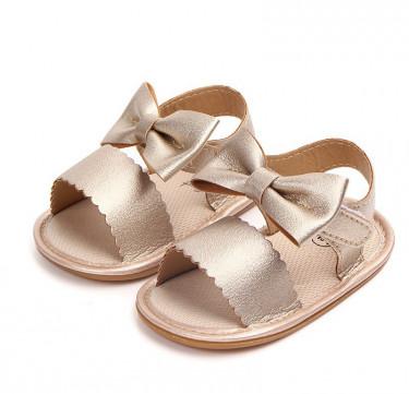 Little Golden Lady Toddler Sandals