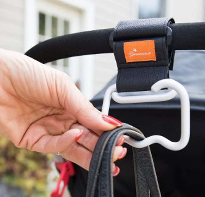 Strollerbuddy® EZY-Fit Giant Stroller Hook