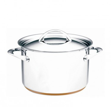 7.1L Esteele Covered Stockpot