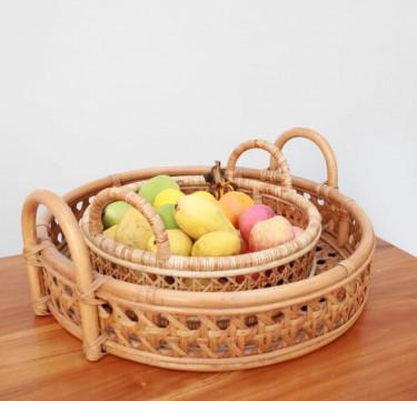 PRUTAS Basket Tray
