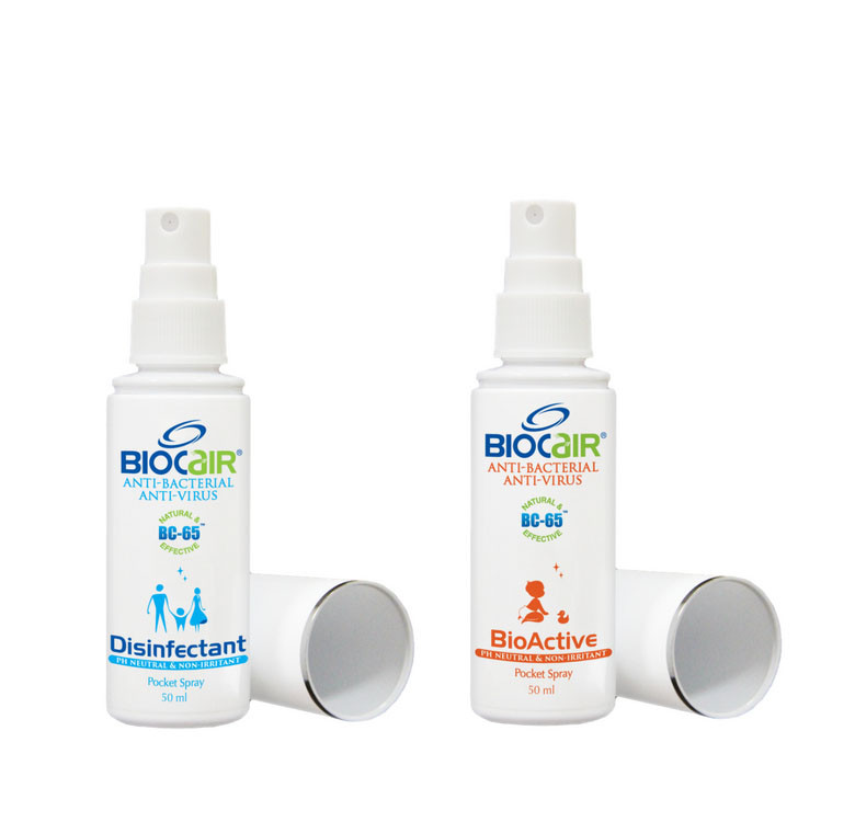 Pocket Spray & BioActive Anti-HFMD Bundle