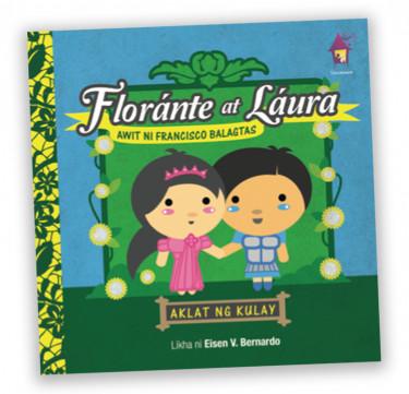 BuliLIT: Florante at Laura, Aklat ng Kulay (Board Book)
