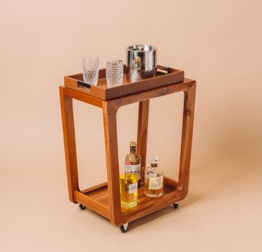 Studio Bar Cart