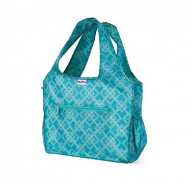 All Foldable Zippered Tote (Maisie)