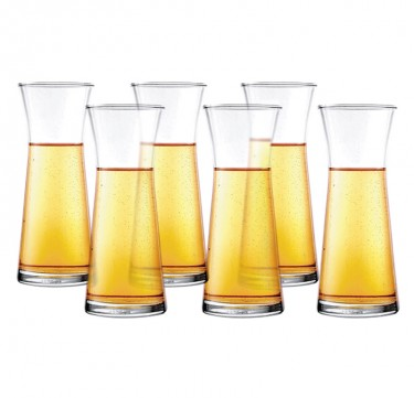 Bistro Carafe 10 Oz. Set of 6