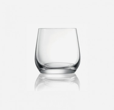 Hongkong Hip Double Rock Glasses Set of 6