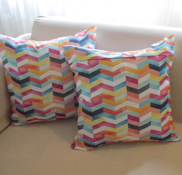 Sea Circus Pillow