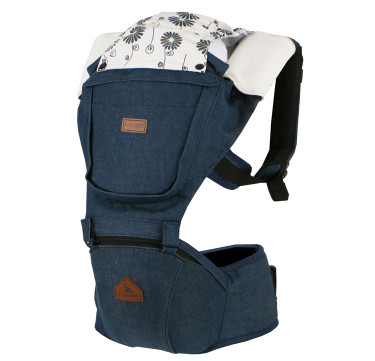 Hipseat Carrier - Denim