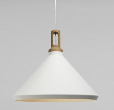 Arlo B White Modern Pendant Light