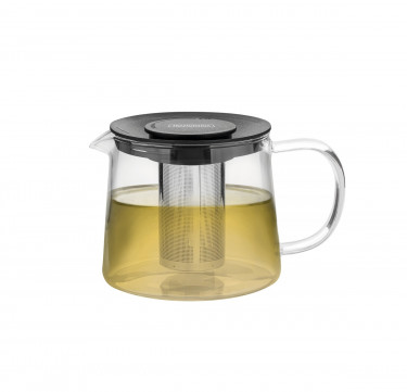 Glass Teapot with Infuser 0.9L