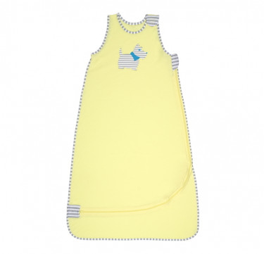 Nuzzlin™ Sleeping Bag Lemon Yellow