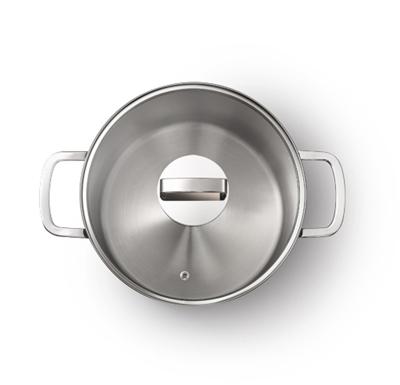 Mambo Stock Pot with Lid 24cm