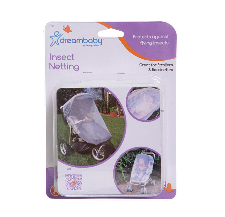 Stroller Insect Netting