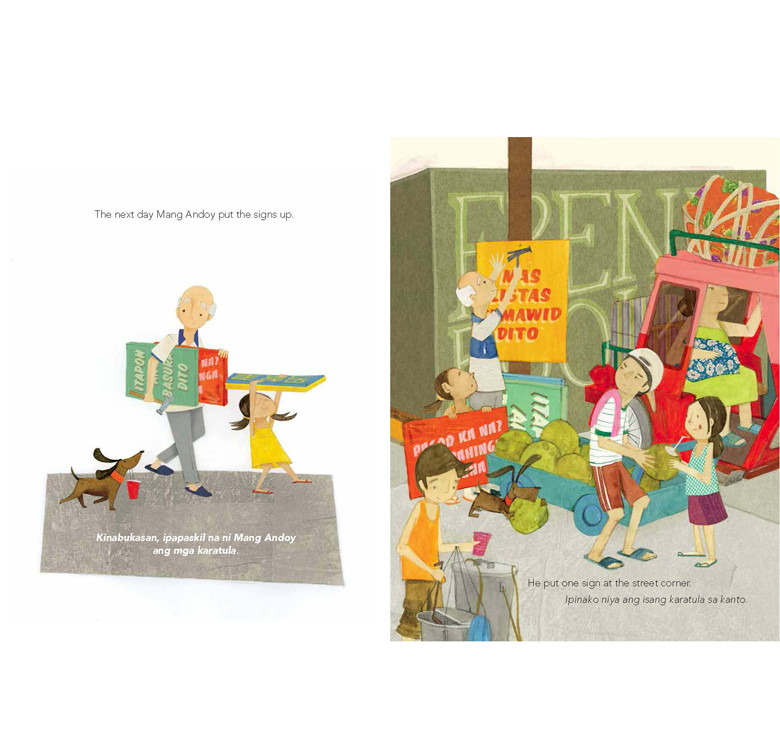 Mang Andoy's Signs (Picture Book)