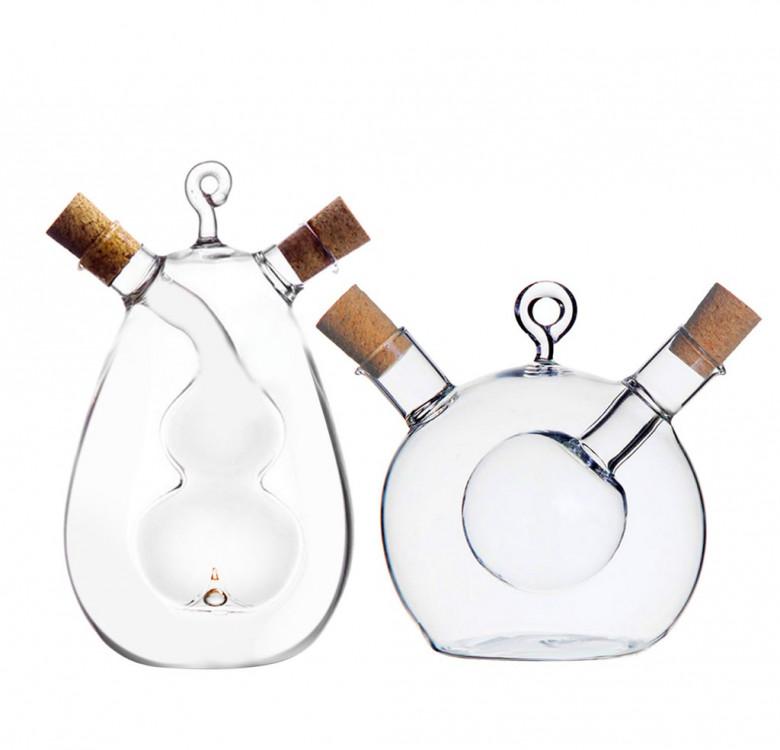 2-in-1 Oil & Vinegar Bottle