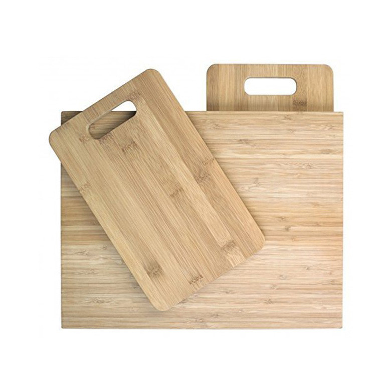 Trio Bamboo Chopping Board