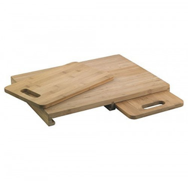Trio Bamboo Chopping Board