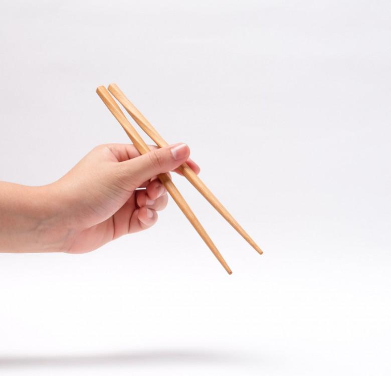 Skinny Burrito Bamboo Utensil Set