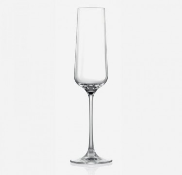 Hongkong Hip Champagne Wine Glasses Set of 6