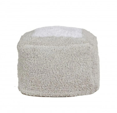Lorena Canals Marshmallow Square Pouffe