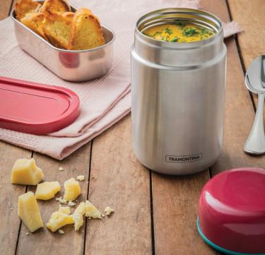 Vacuum Insulated Food Jar 0.40L