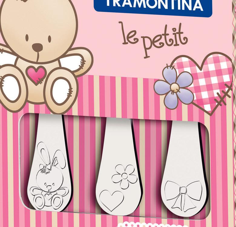 Le Petit 3-Piece Child's Cutlery Set