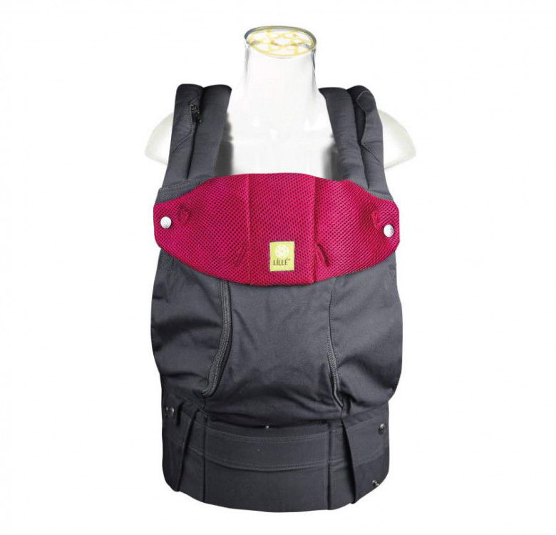 Complete All Seasons 6-in-1 Baby Carrier (Solid)