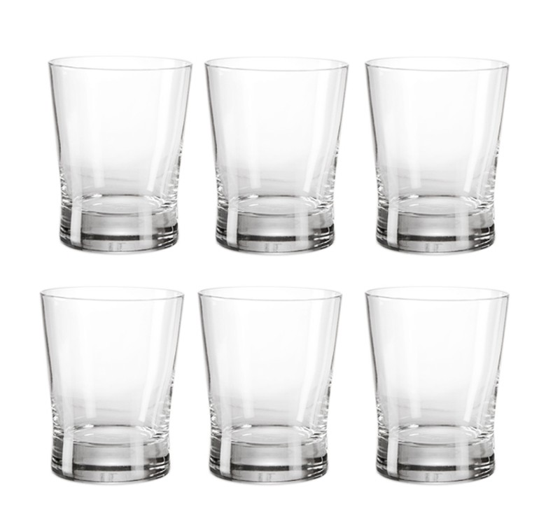 Elan Rock 9 Oz. Set of 6