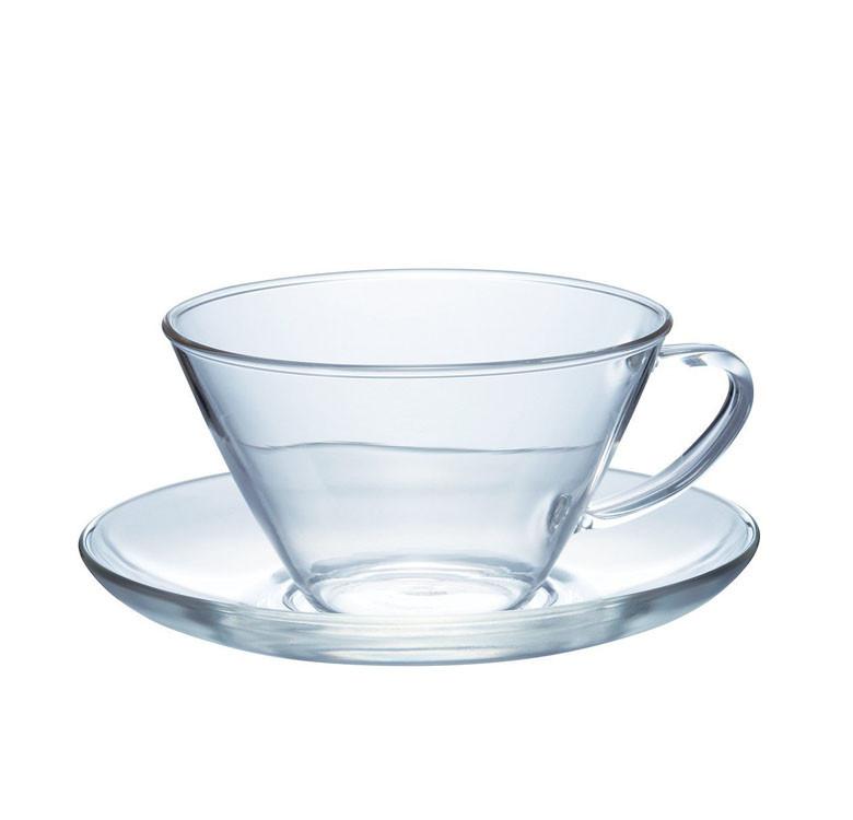 "Cup & Saucer ""Wide"""
