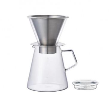 21678 Carat Coffee Dripper & Pot