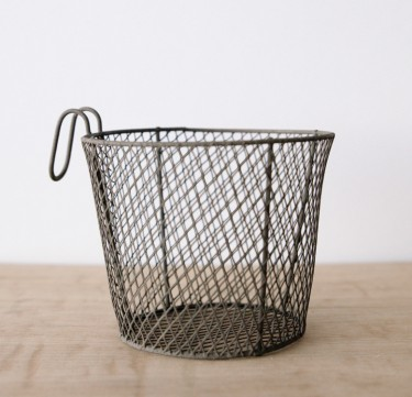 Wire Basket Cup