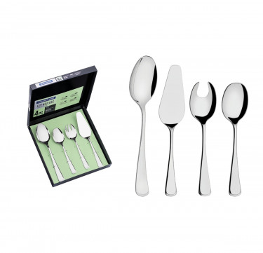 Monaco 4-Piece Serving Set