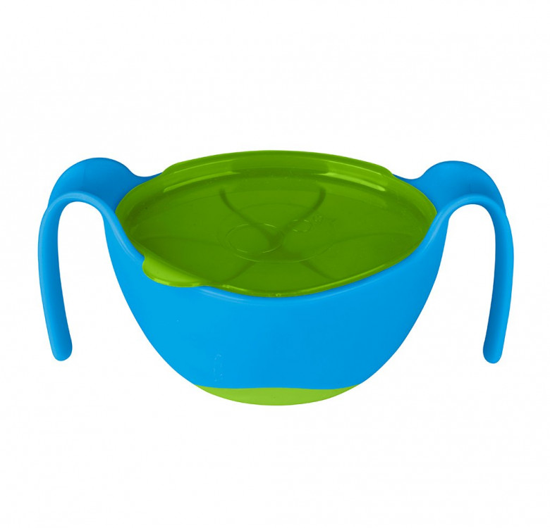 Bowl and Straw