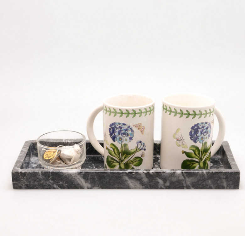 5 x 12 Marble Catch All Tray