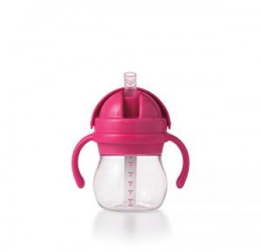 Straw Cup with Handles 6oz