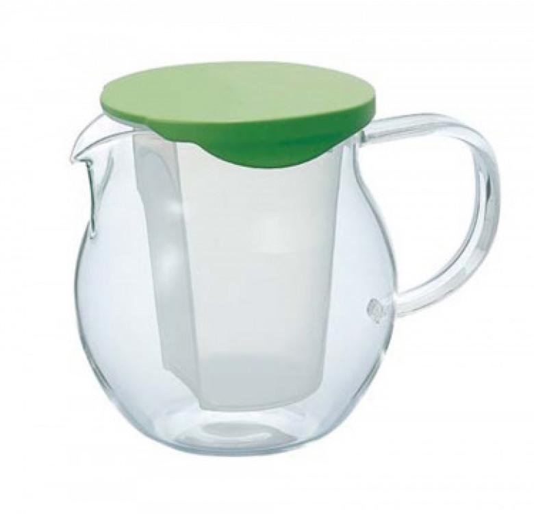 "Cha Cha Tea Pot ""Flaty"" 450ML"