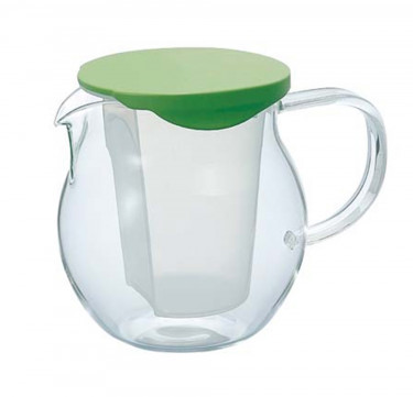 "Cha Cha Tea Pot ""Flaty"" 450ML"