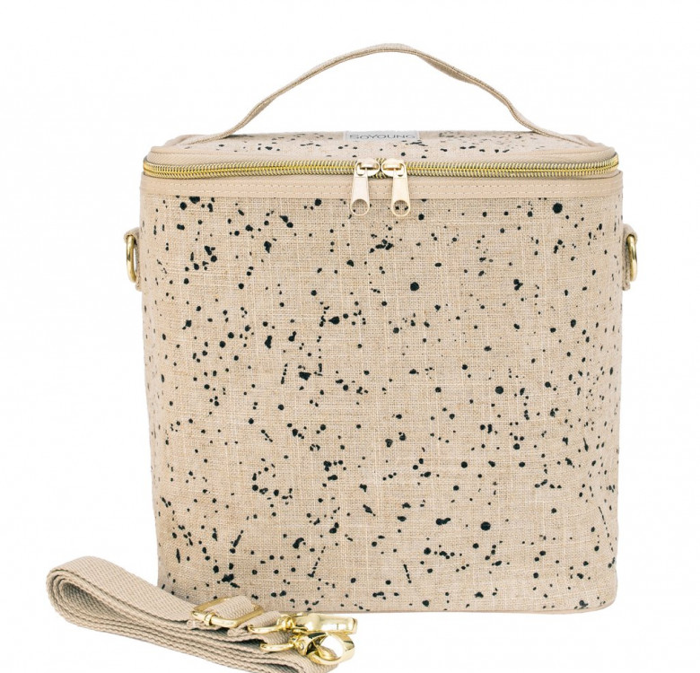 Large Cooler Bag (Splatter)