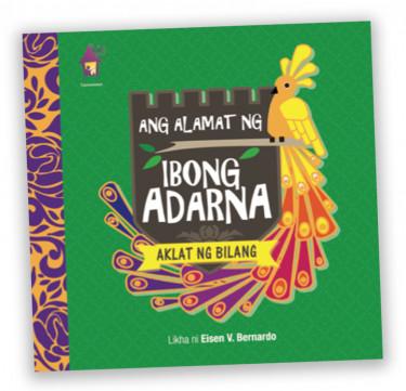 BuliLIT: Ibong Adarna, Aklat ng Bilang (Board Book)