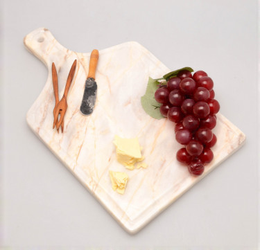 Cheese Platter with Handle