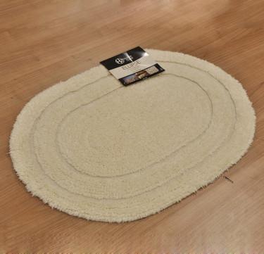 Ellipse Oval Bathmat