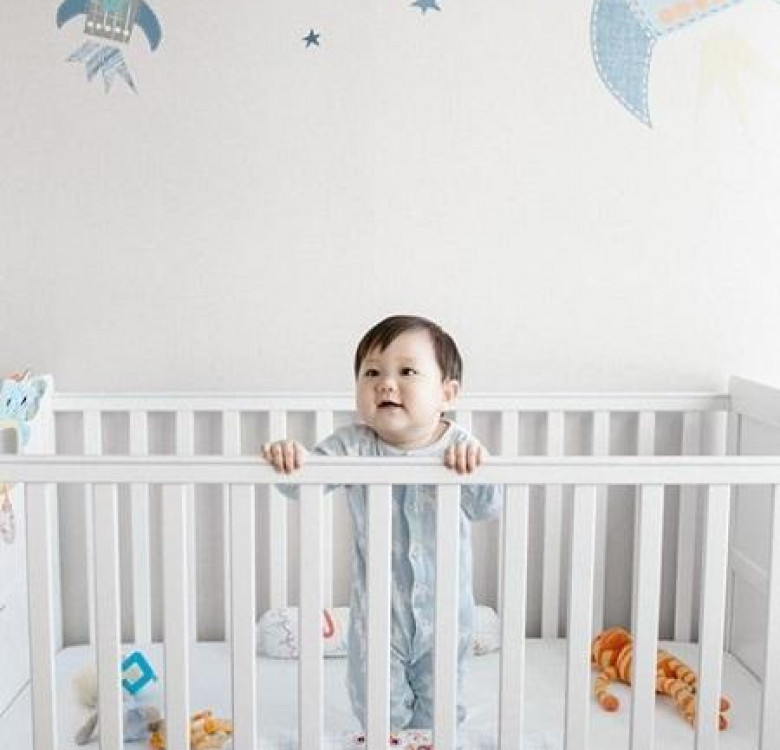 Bamboo Crib Sheet Set