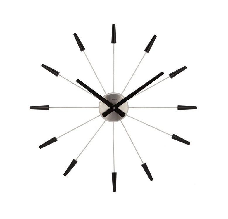 Black Plug Inn Wall Clock