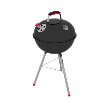 TCP-450 Charcoal Barbecue Stand Alone Grill
