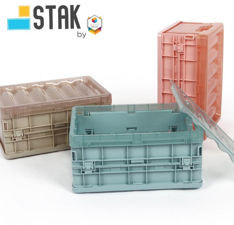 Stak M (21.0L)